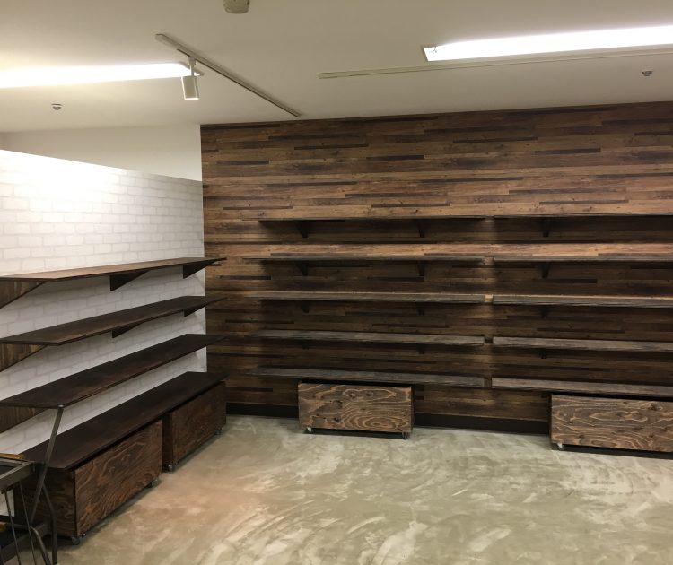 新事務所 改装工事